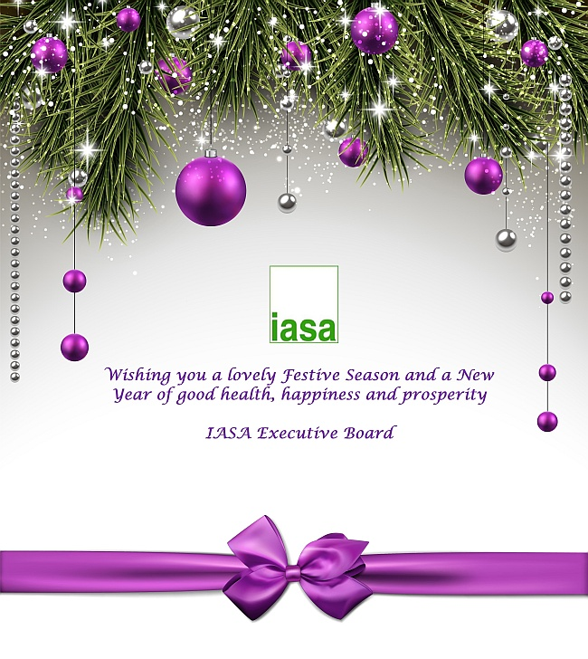 IASA greeting card