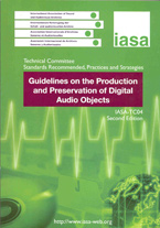 IASA-TC 04 book